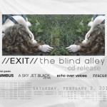 Exit : The Blind Alley CD Release