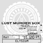 Lust Murder Box : The New Divine CD Release Grey Variant