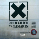 MERZBOW VS TAMARIN : mvt cover